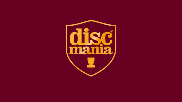 Discmania Golden Shield desktop