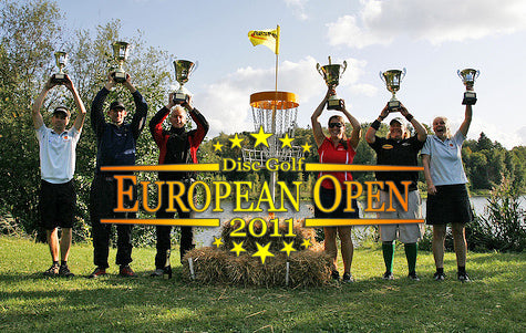 The Champions return to Finland for the 4th European Open!