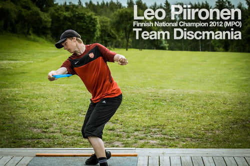 Leo Piironen - Finnish Champion 2012