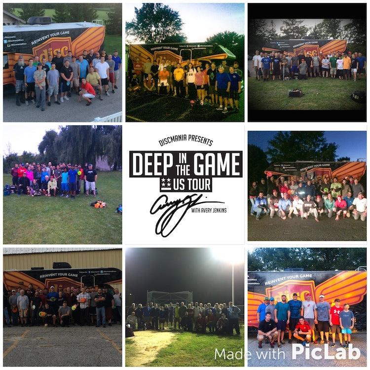 Group Photos from the Deep in the Game 2014 Summer Tour.