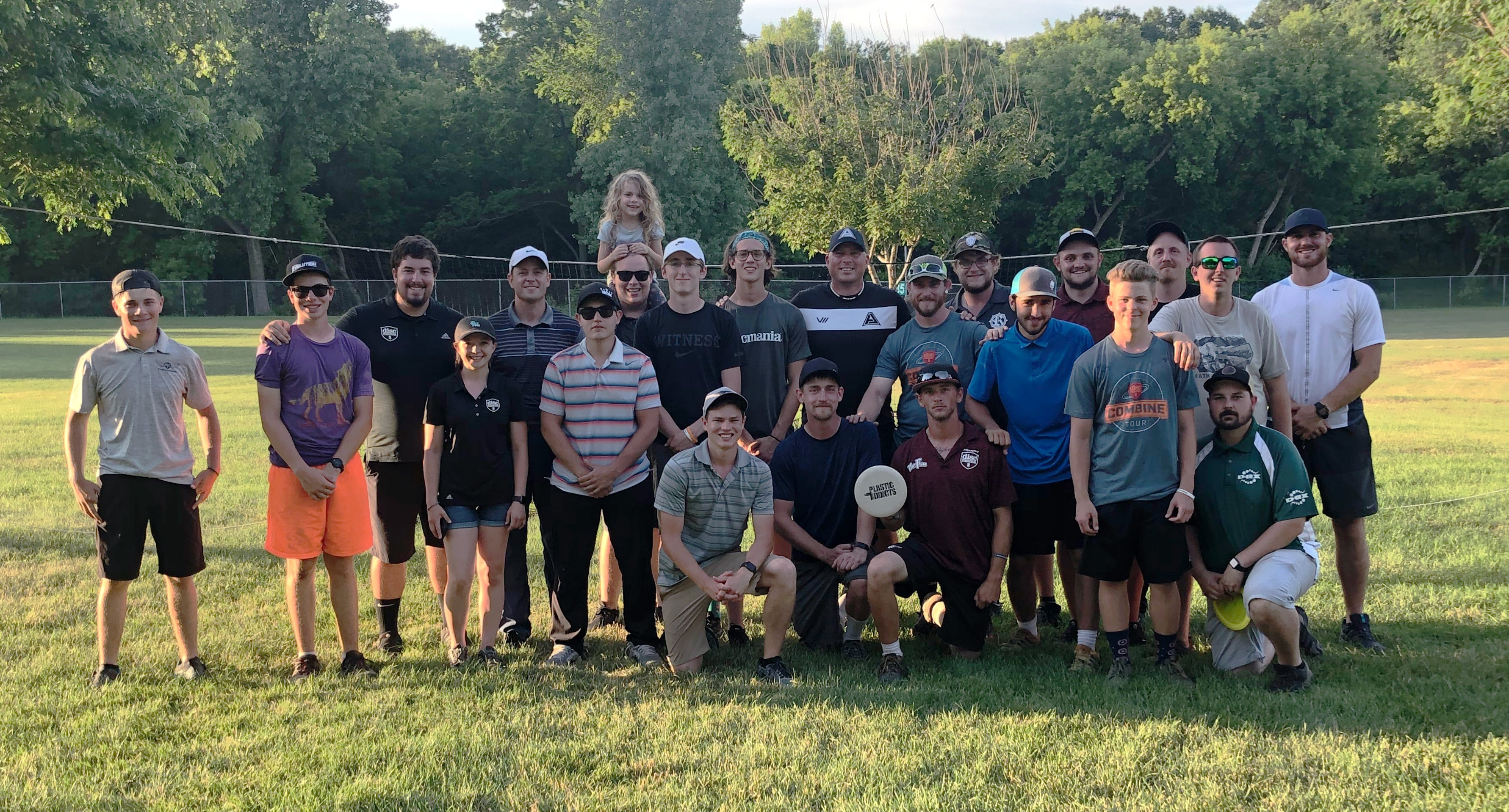 Discmania Combine in Minnesota