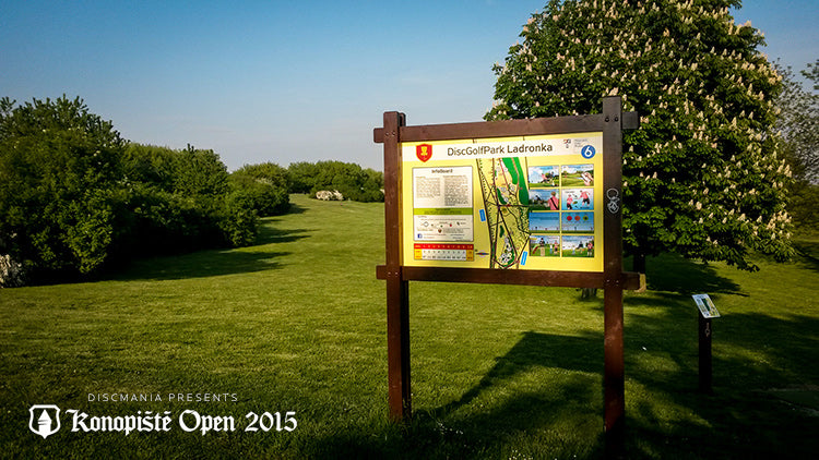 Ladronka DiscGolfPark in Prague is a great course for both beginners and Pro's.