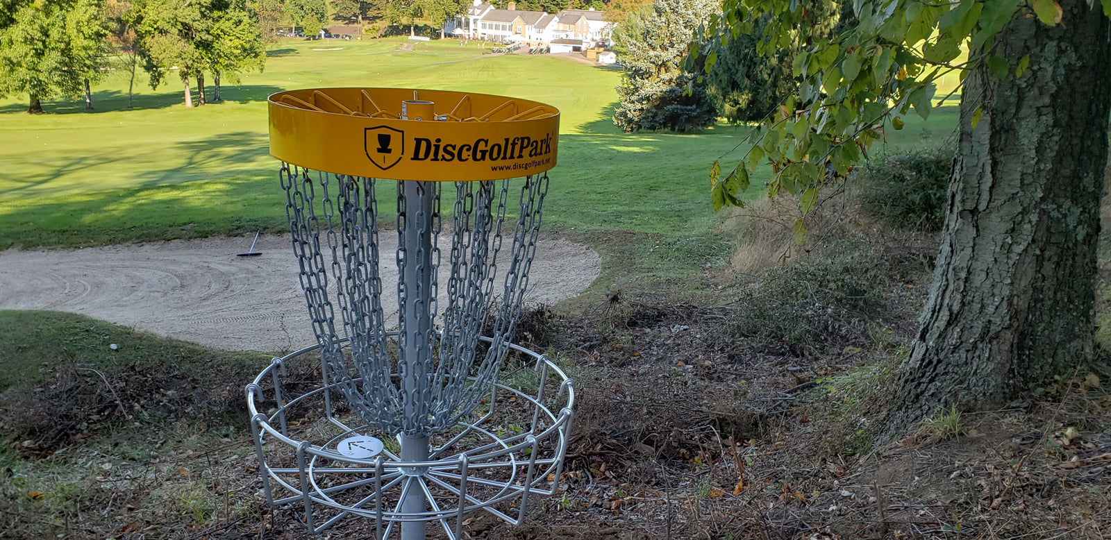 Steel Club houses complete Championship level DiscGolfPark®