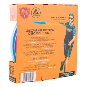 Active 3-Disc Box Set