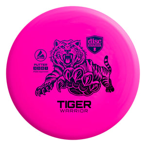 Tiger Warrior (Putter)