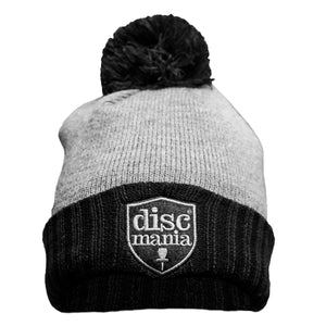 Colorblock Cuffed Beanie