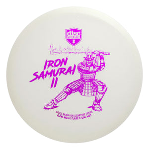 Iron Samurai 2 - Eagle McMahon Signature Glow Metal Flake C-Line MD3