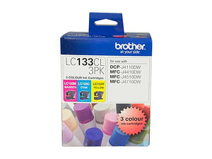 Brother LC-133CL3PK Misc Consumables Ink Cartridge