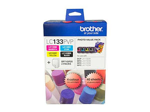 Brother LC-133PVP Misc Consumables Ink Cartridge