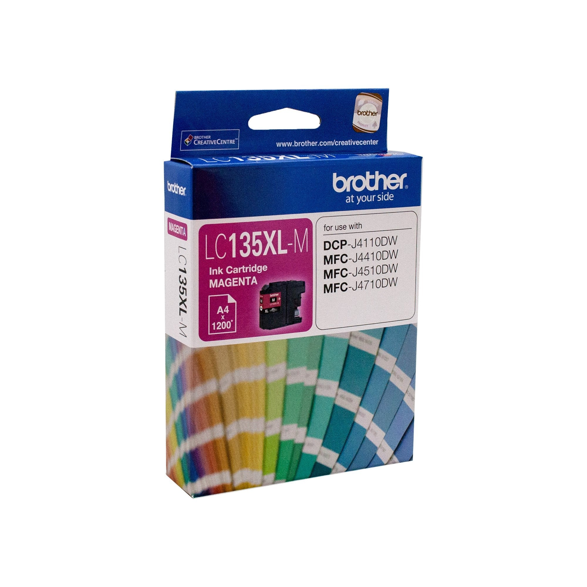 Brother LC-135XLM Magenta Ink Cartridge