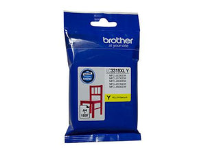 Brother LC-3319XLY Yellow Ink Cartridge