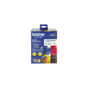 Brother LC-67PVP Misc Consumables Ink Cartridge