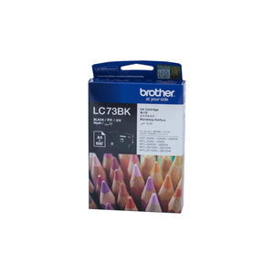 Brother LC-73BK Black Ink Cartridge
