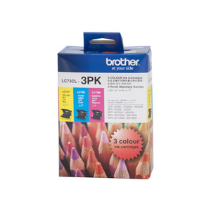 Brother LC-73CL3PK Misc Consumables Ink Cartridge