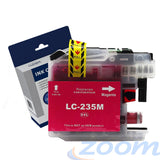 Premium Compatible Brother LC235XLM Magenta Extra High Yield Ink Cartridge