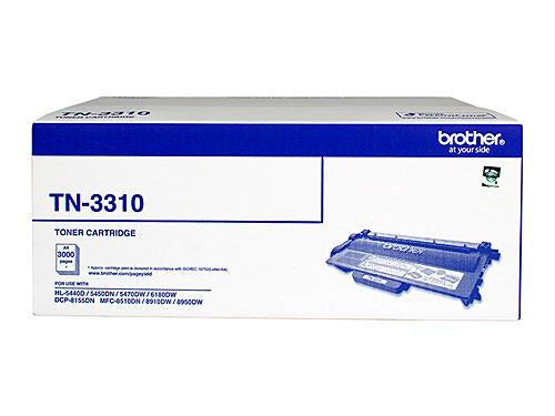 Brother TN-3310 Black Toner Cartridge