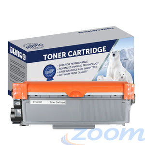 Premium Compatible Brother TN2350, TN2330 Mono Laser High Yield Toner Cartridge