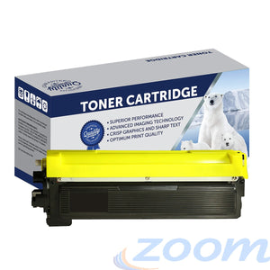 Premium Compatible Brother TN240Y Yellow Toner Cartridge