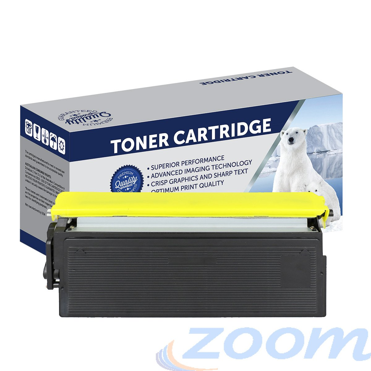 Premium Compatible Brother TN3060, TN3030 Mono Laser High Yield Toner Cartridge