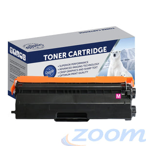 Premium Compatible Brother TN443M, TN441M Magenta High Yield Toner Cartridge