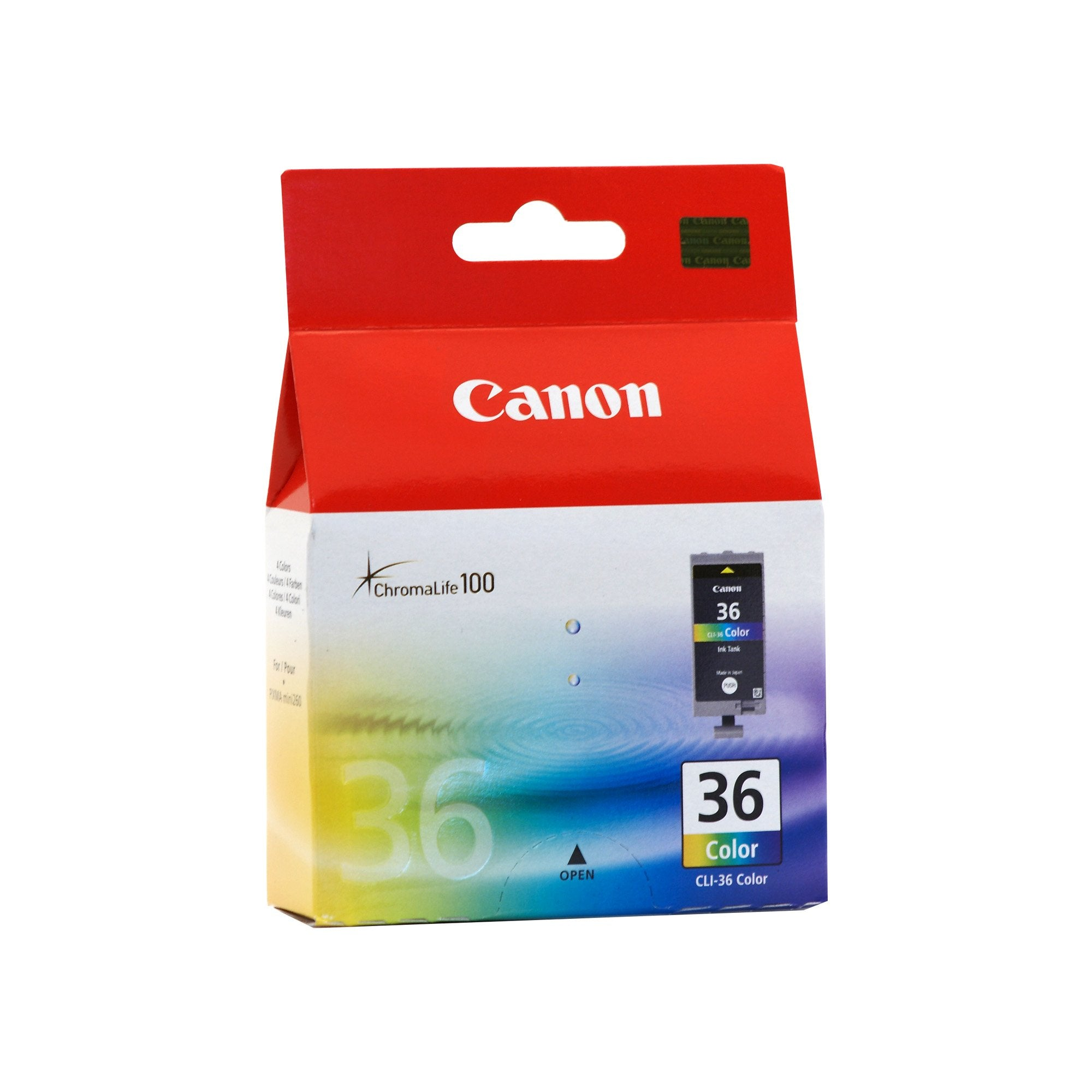 Canon CLI36C Colour Ink Cartridge