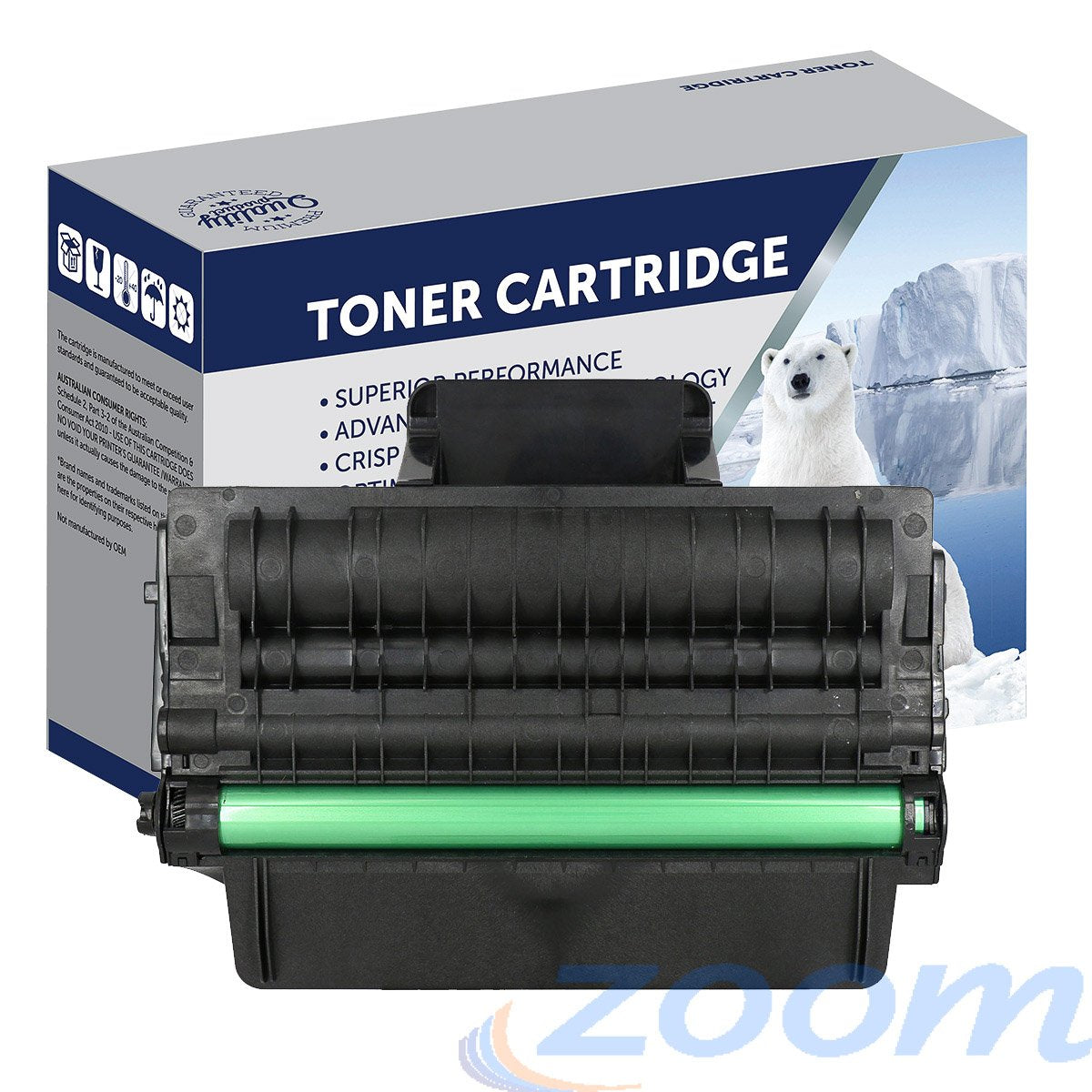 Premium Compatible Dell 59211678 Mono Laser High Yield Toner Cartridge
