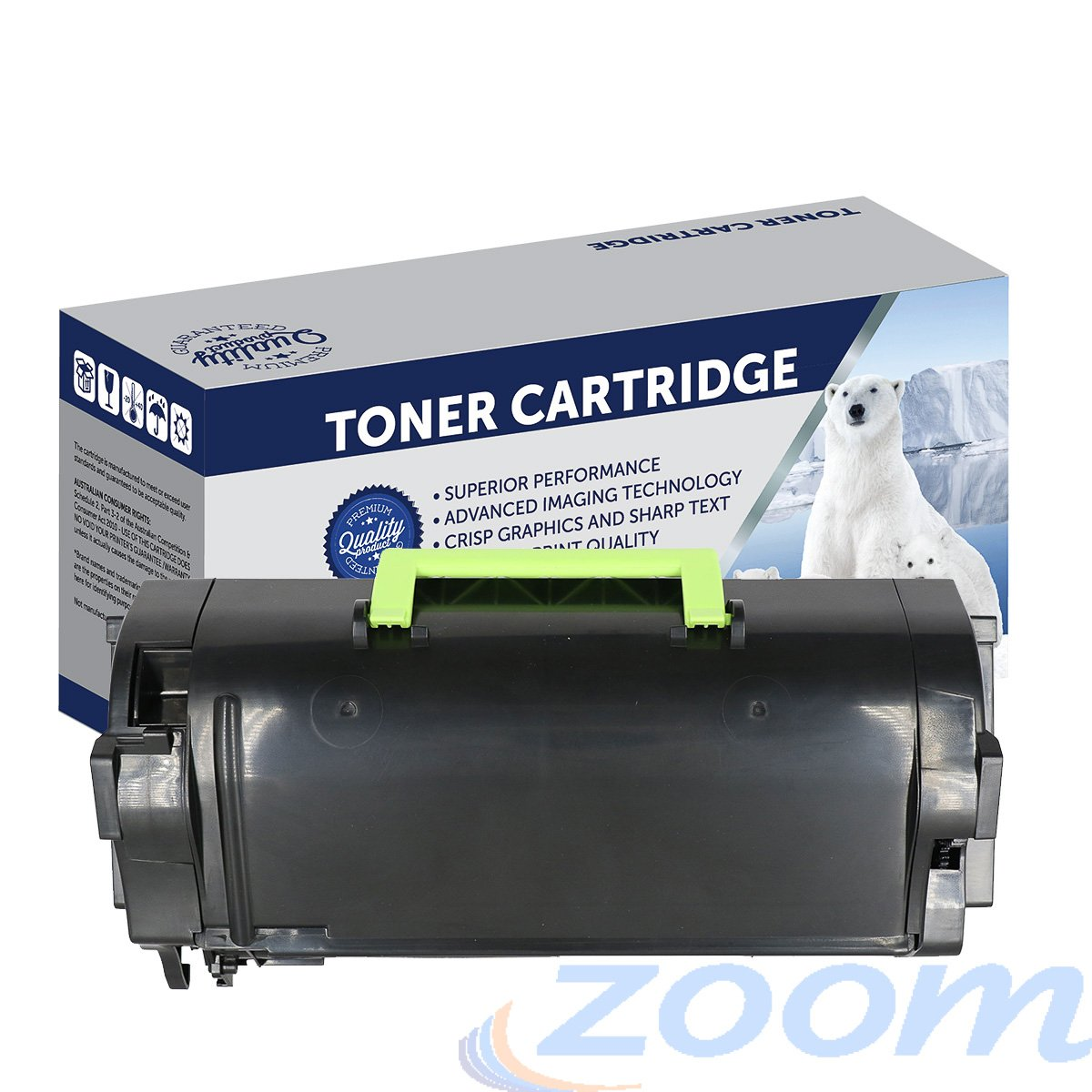 Premium Compatible Dell 59211935 Mono Toner Cartridge