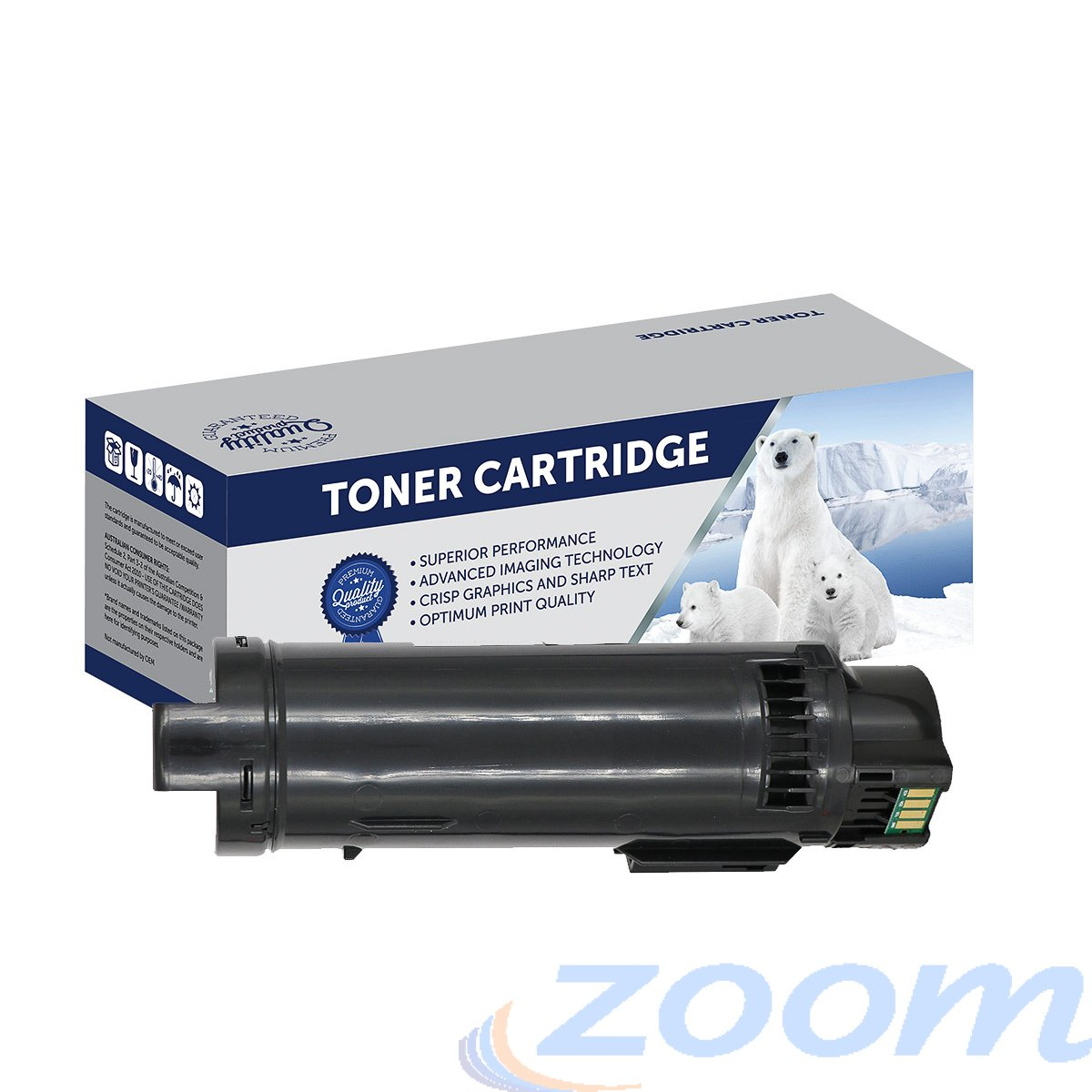 Premium Compatible Dell 59211454 Black High Yield Toner Cartridge