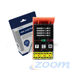 Premium Compatible Dell Series24, 59211428 TriColour High Yield Ink Cartridge