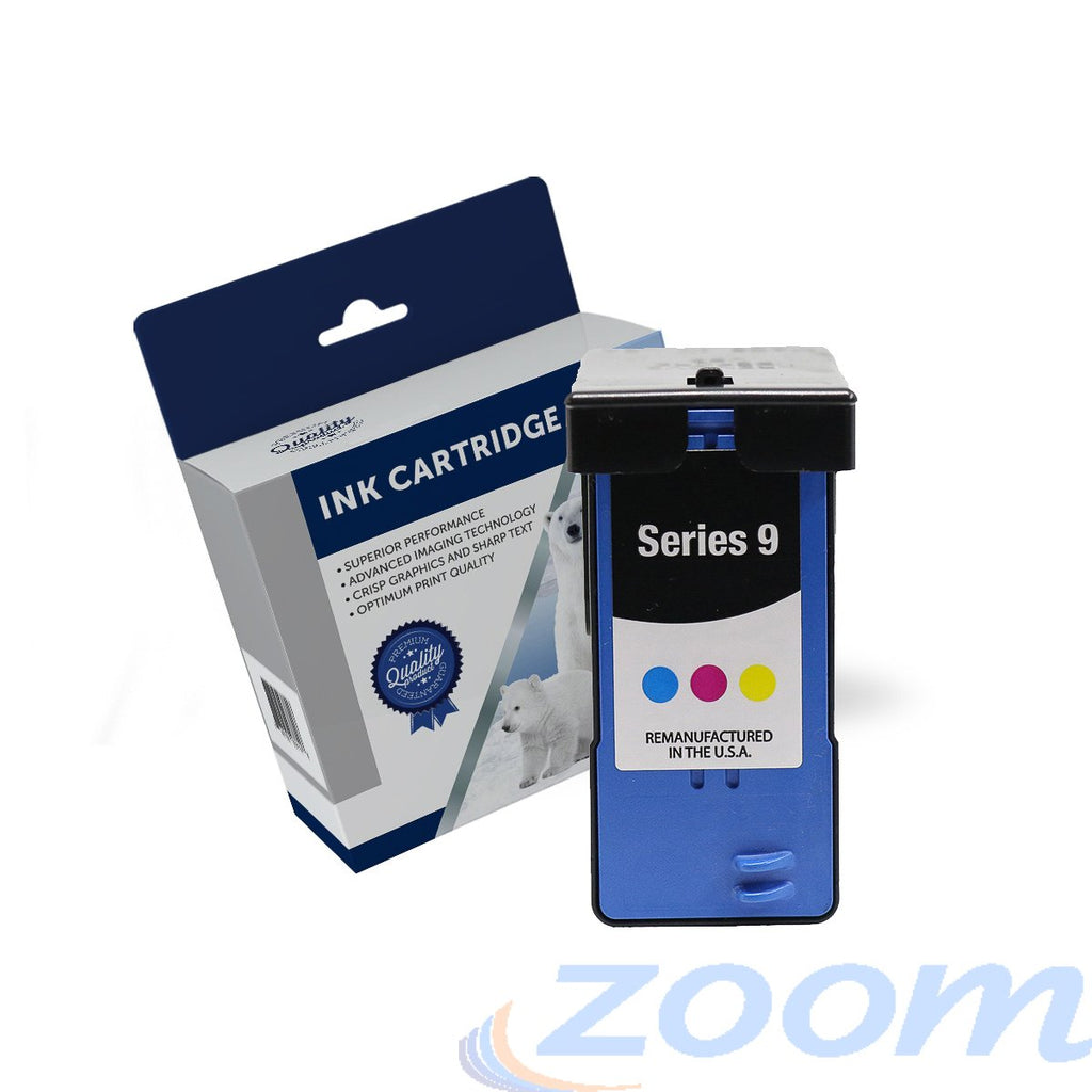 Premium Compatible Dell Series9, 59210434 TriColour High Yield Ink Cartridge