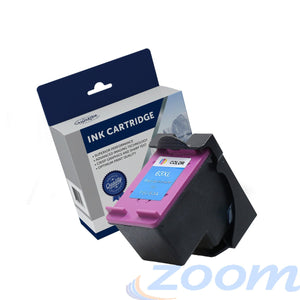 Premium Compatible HP F6U63AA, #63XL TriColour High Yield Ink Cartridge