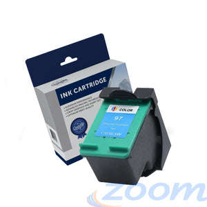 Premium Compatible HP C9363WA, #97 TriColour Ink Cartridge
