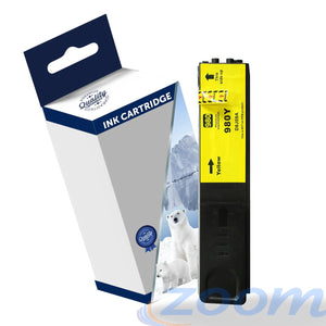 Premium Compatible HP D8J09A, #980 Yellow Ink Cartridge