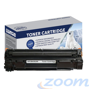 Premium Compatible HP CB436A, #36 Mono Toner Cartridge