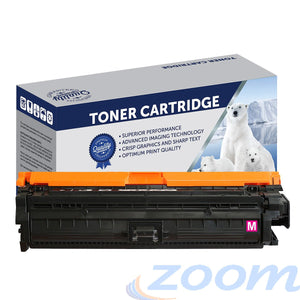 Premium Compatible HP CE273A, #650 Magenta Toner Cartridge