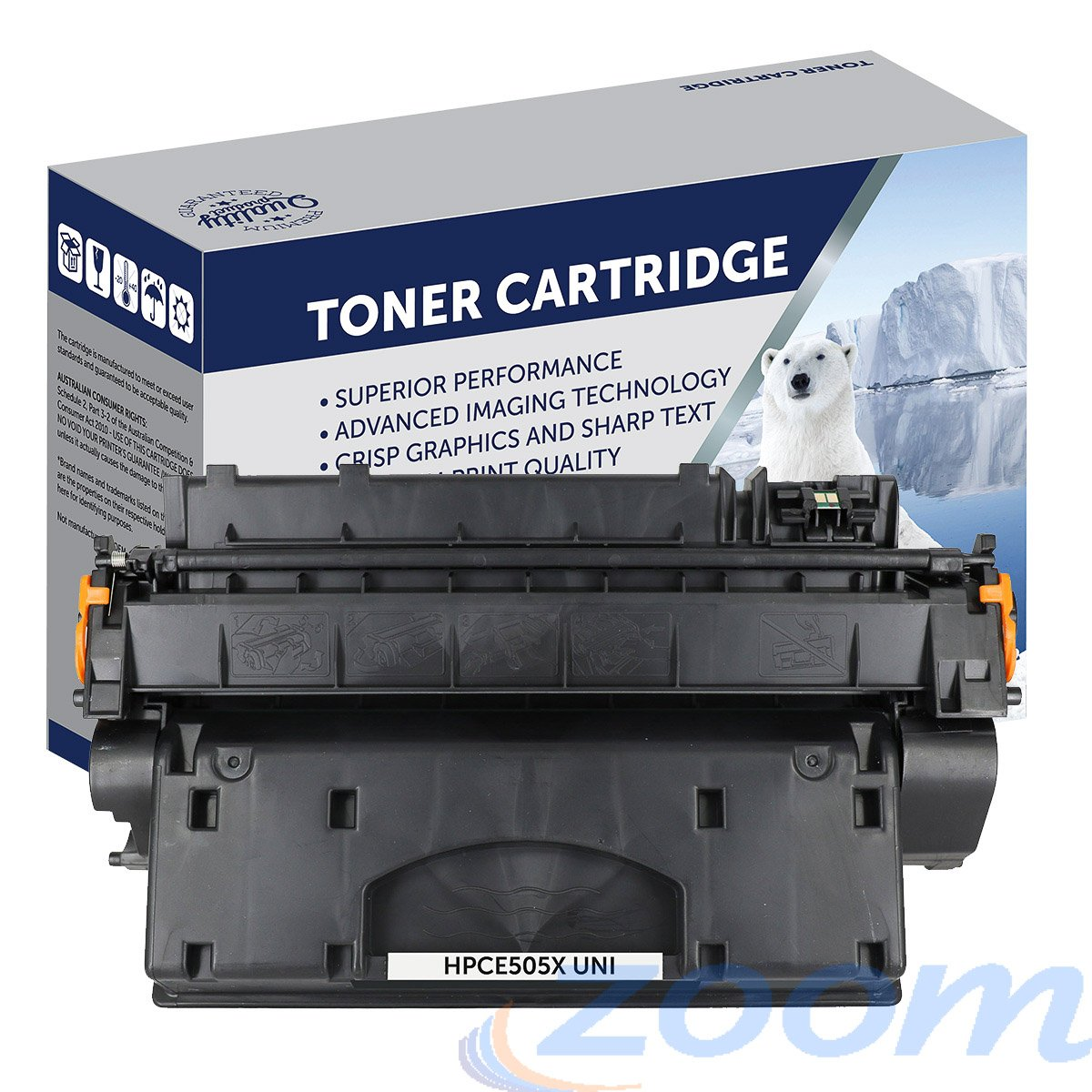 Premium Compatible Canon CART319II Mono High Yield Laser Toner
