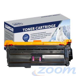 Premium Compatible HP CF033A, #646 Magenta Toner Cartridge