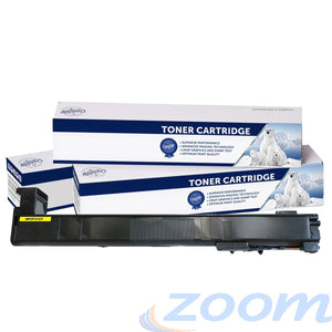 Premium Compatible HP CF312A, #826 Yellow Toner Cartridge