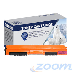 Premium Compatible HP CF353A, #130 Magenta Toner Cartridge