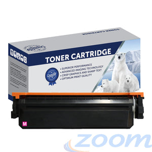 Premium Compatible HP CF413X, #410X Magenta Toner Cartridge
