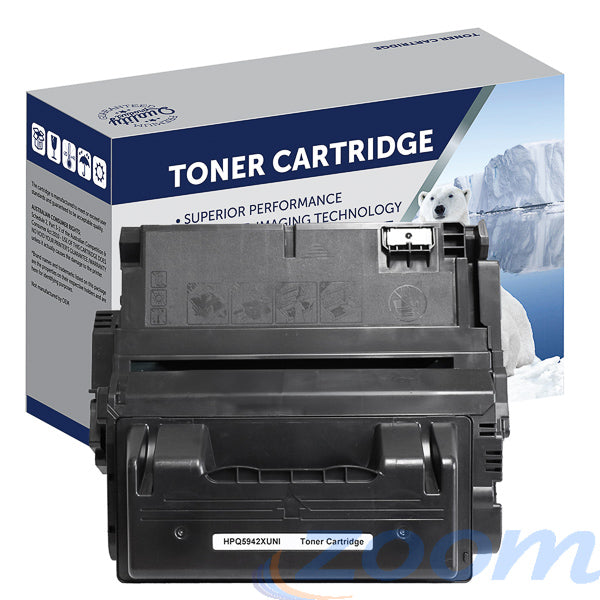 Premium Compatible HP Q1339A, #39 Mono Toner Cartridge