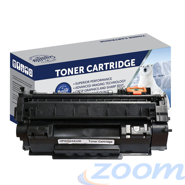 Premium Compatible HP Q5949A, #49A Mono Toner Cartridge
