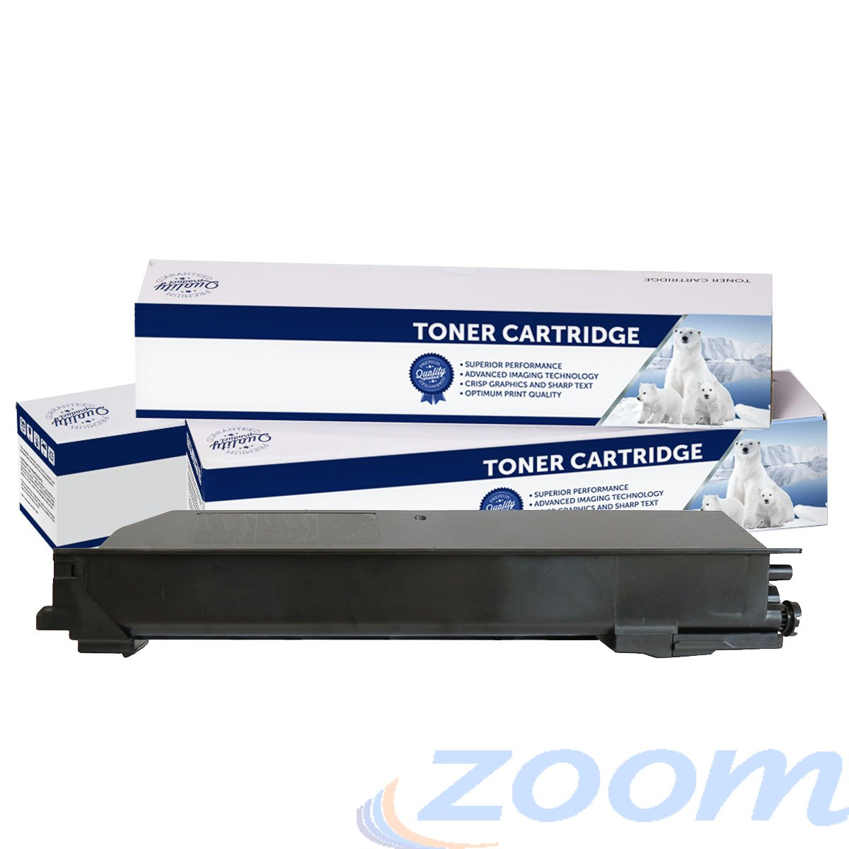 Premium Compatible Kyocera TK5219K Black Toner Cartridge