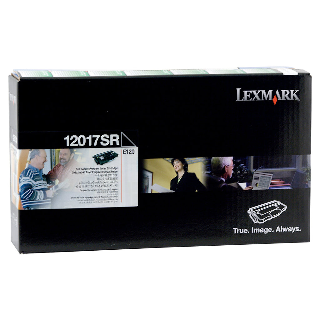 Lexmark 12017SR Black Toner Cartridge