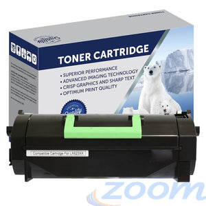 Premium Compatible Lexmark 62D3X00 Mono Extra High Yield Toner Cartridge 45,000 Pages