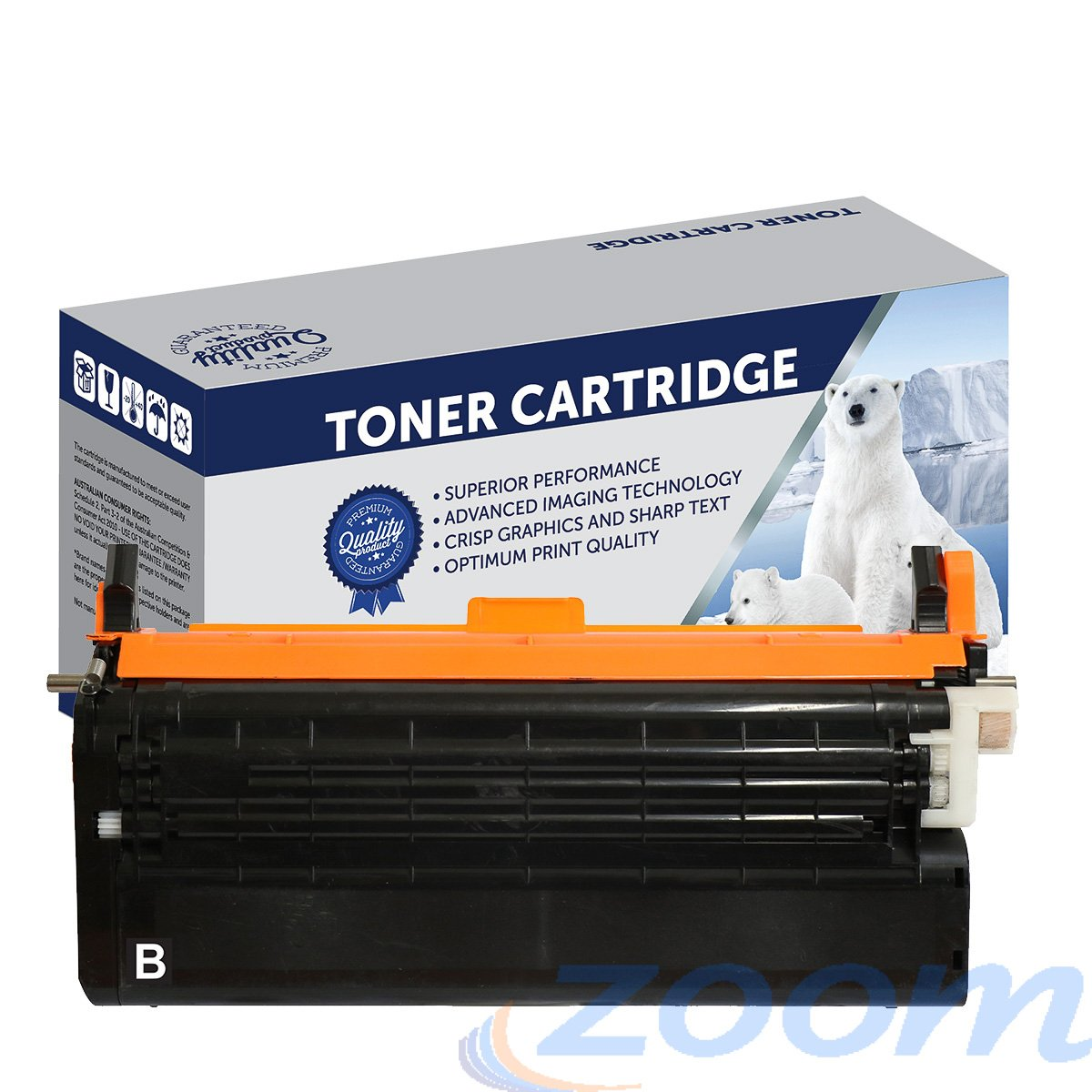 Premium Compatible Lexmark X560H2KG Black Toner Cartridge