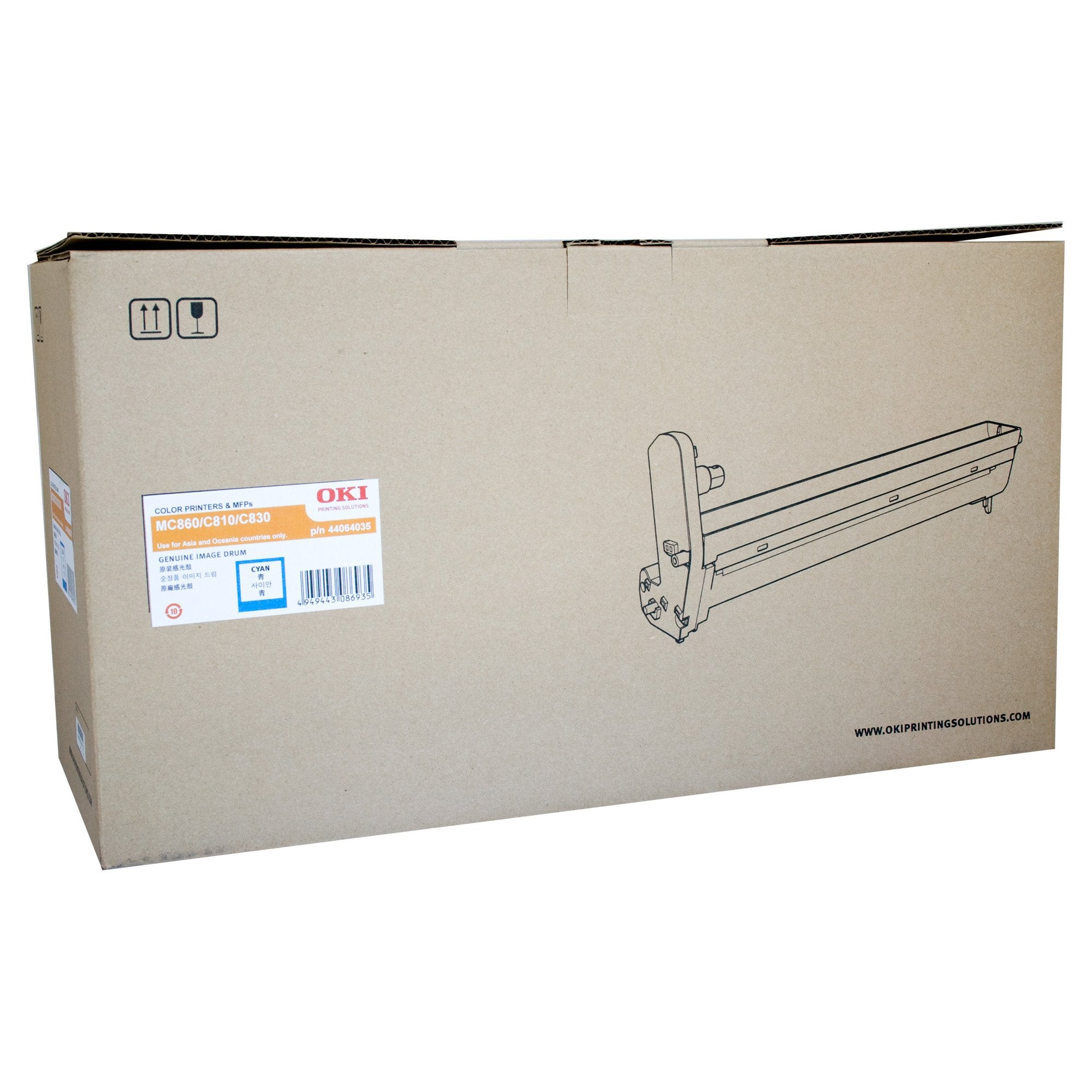 OKI 44064035 Drum Unit