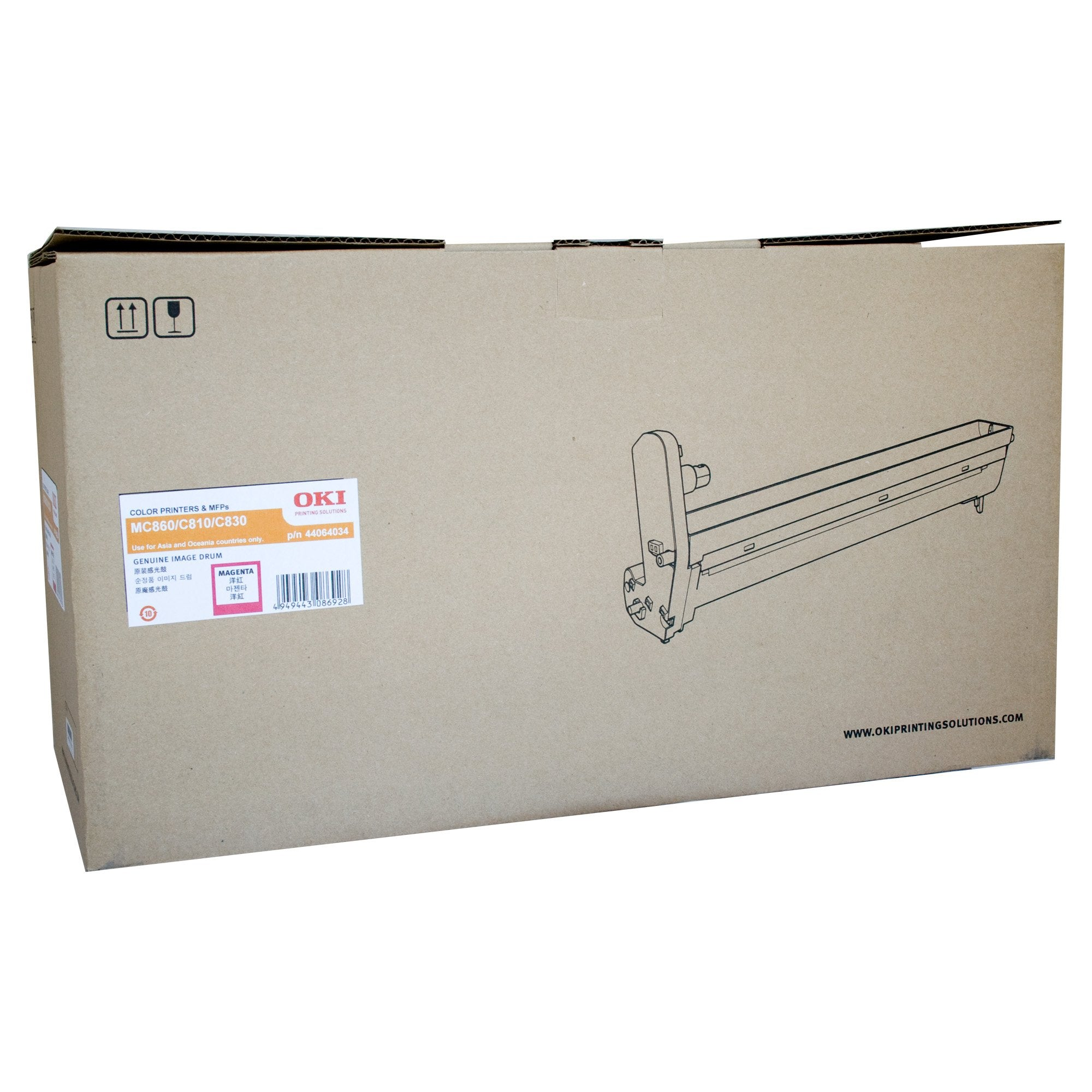 OKI 44064034 Drum Unit