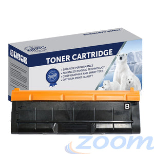 Premium Compatible Ricoh 406483 Black Toner Cartridge