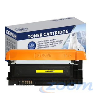 Samsung SU464A Yellow Toner Cartridge